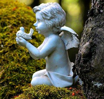 Little Angel, Deco, Angel, Sweet, Cute