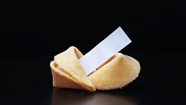 Fortune Cookies, Sweet Pastries