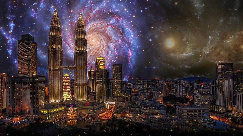 Tempat wisata di Malaysia : Twin Tower