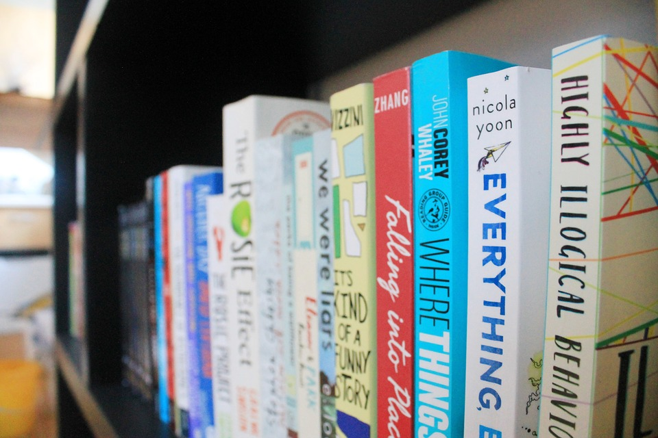 Read Book Shelf free photo: books, shelf, bookshelf, book, read - free image on