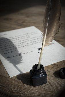 Plume D'Oiseau, Ressort, Papier