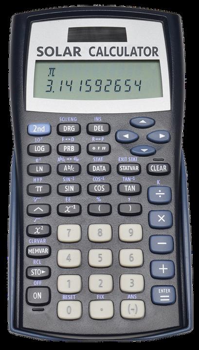 solar calculator pi free photo on pixabay