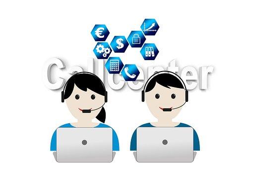 Call Center, Headset, Service