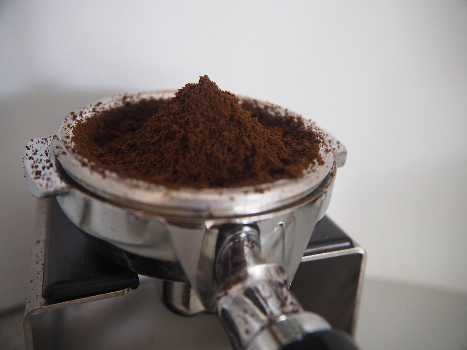 PorteFiltre Café Moulu Photo Gratuite Sur Pixabay - Porte filtre café