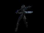 ninja, warrior, character