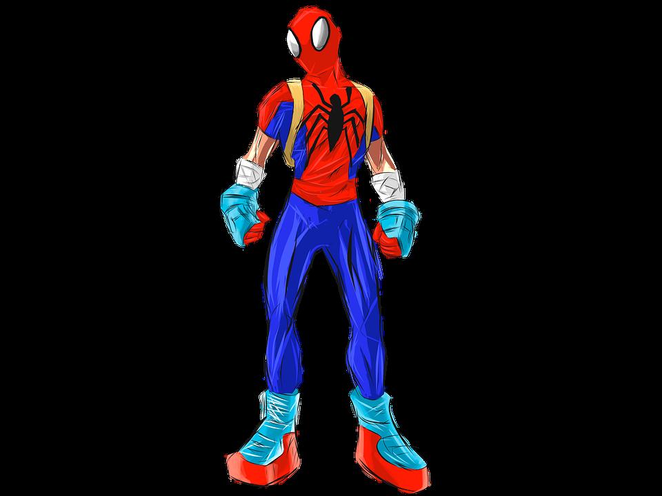 Spiderman Regreso A Casa Comic · Imagen gratis en Pixabay