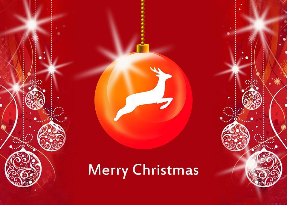 Immagini Auguri Di Natale Gratis.Biglietto Di Auguri Natale Immagini Gratis Su Pixabay
