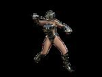 ninja, warrior, fighter