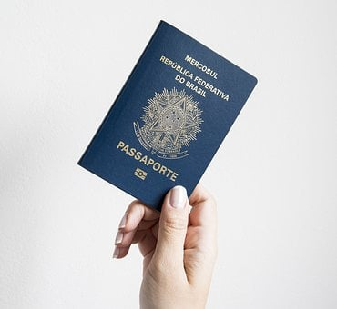 Passport, Visa, Immigration, Document