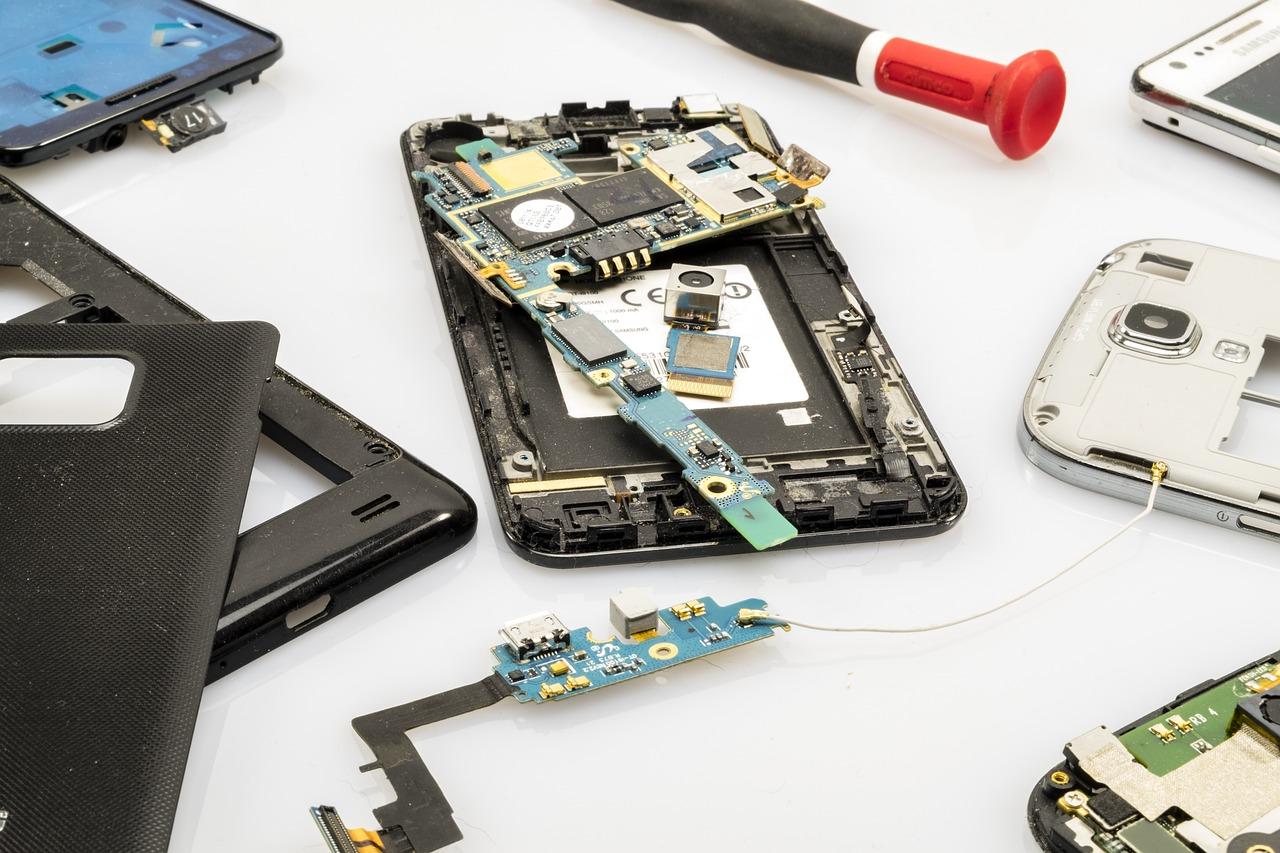 Formation en réparation de téléphone portable