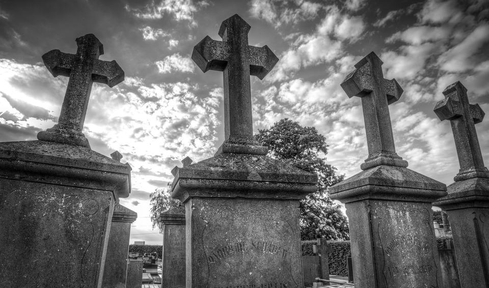 Grave Stones Creepy · Free photo on Pixabay