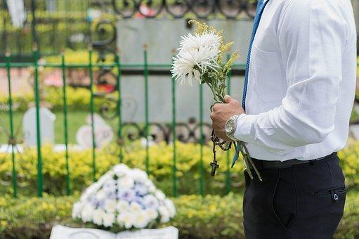 葬儀, Adios, Bye, メモリ, 死, 平和, 墓地, 残りの部分