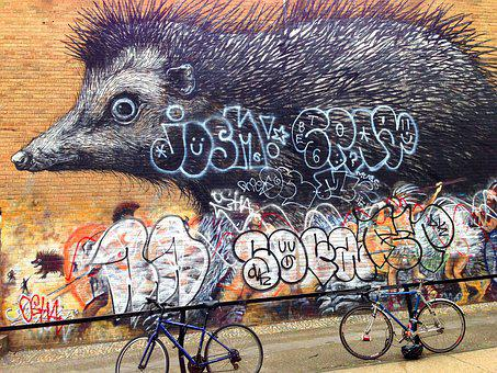 Shoreditch, Street Art, London