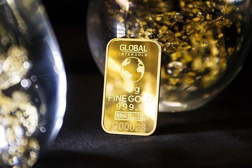 El Oro Es Oro, Barras De Oro