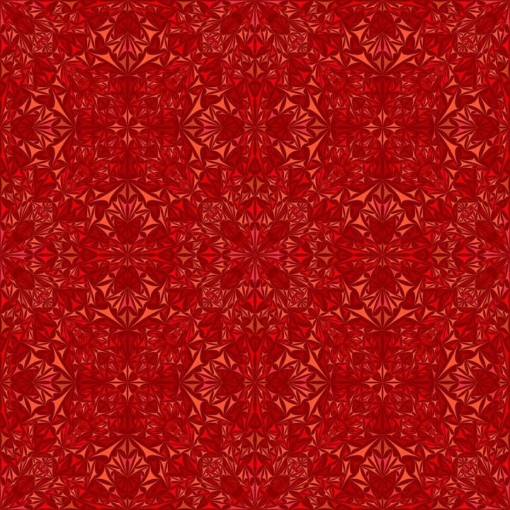 rot muster tapete nahtlose gebogen dreiecke - Tapete Rot Muster