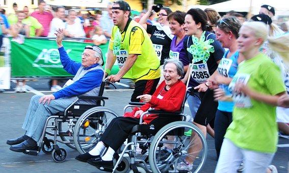 Company Run, Run, Inclusion, Run For All