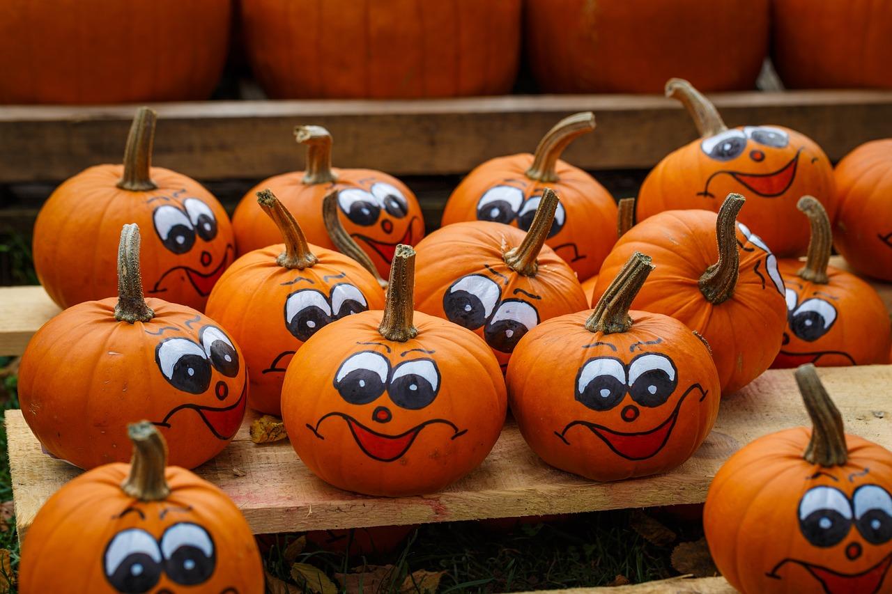 Смешная картинка на хэллоуин