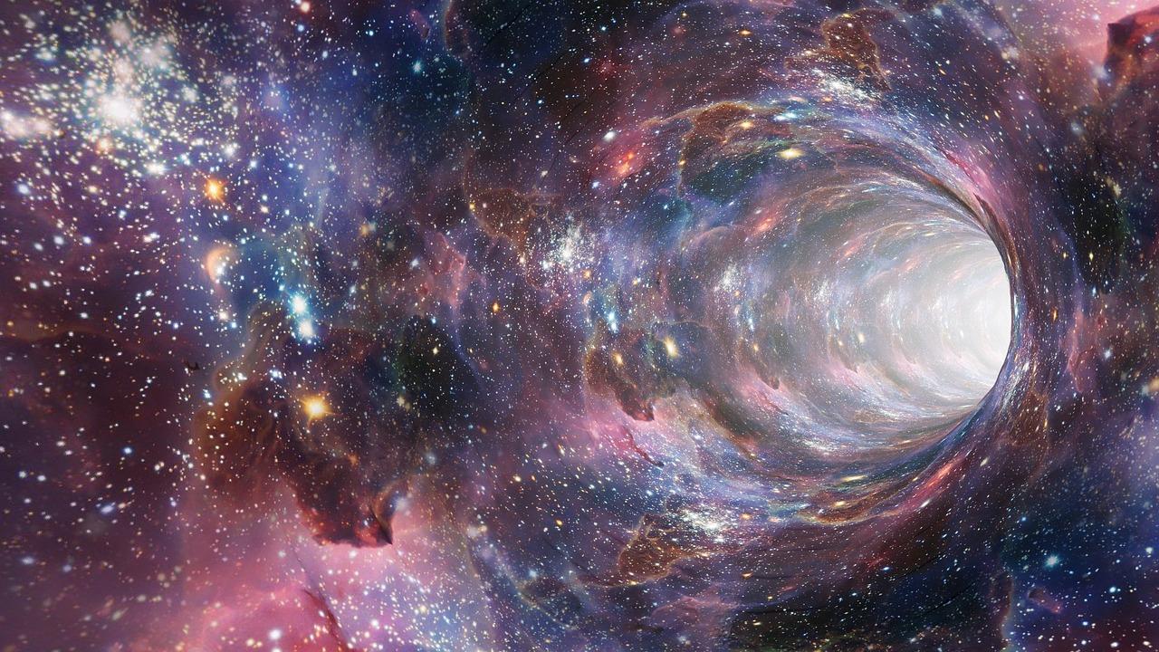 ワームホール, 時間旅行, ポータル, 渦, スペース, ワープ, 宇宙, トンネル, 科学, フィクション