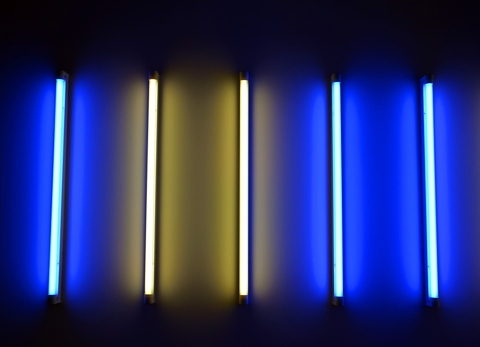 Neon Tube Neon Light Light Art Installation Art & Free photo: Neon Tube Neon Light Light - Free Image on Pixabay ... azcodes.com