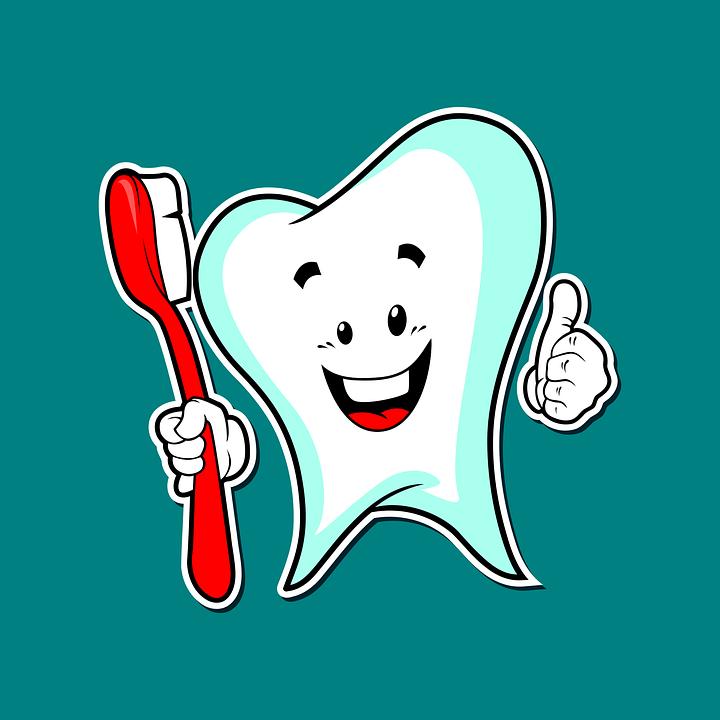 Dental Care, Dental, Mascot, Teeth, Tooth Brush, Clean