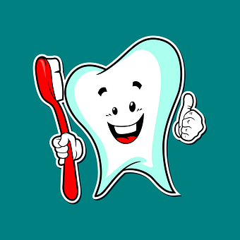 Dental Care, Dental, Mascot, Teeth
