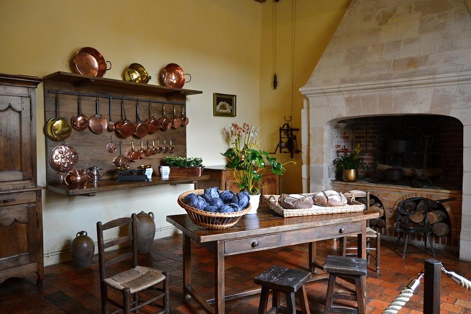 Castle Palace Kitchen Scene 183 Free Photo On Pixabay