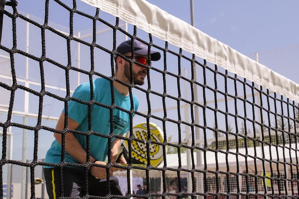Paddle, Ball, Net, Network, Track, Sport, Tennis