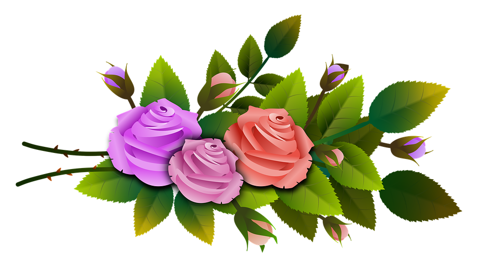 Roses Flowers Bouquet · Free image on Pixabay
