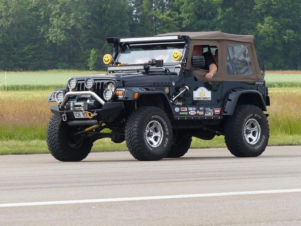 Jeep Vehicles Road Free Photo On Pixabay - Jeep car show near me