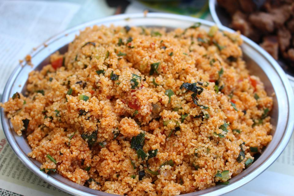 Boulgour Salade Cuisine Turque Photo Gratuite Sur Pixabay