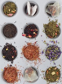 Tea, Variety, Drink, Healthy, Chinese