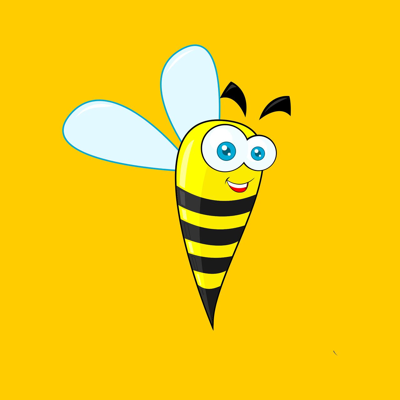 Пчела картинки смешные, днем николая