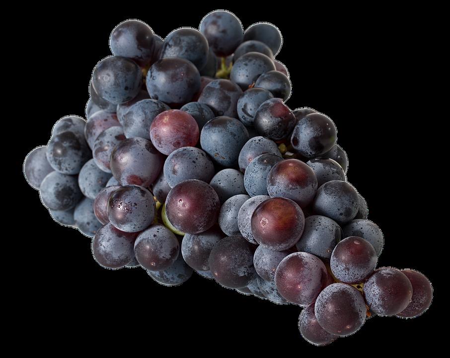Grapes, Red, Wine, Fruit, Vine, Sweet, Ripe Grapes