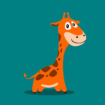 Jerapah Gambar Vektor Pixabay Unduh Gambar Gratis