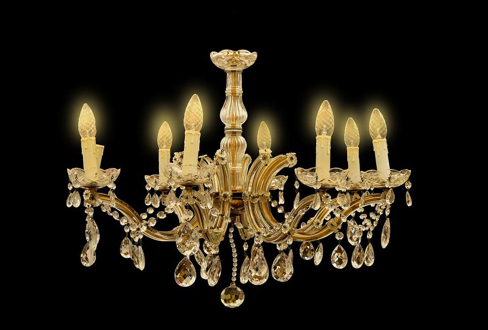 Chandelier Lamp Candlestick Free photo on Pixabay