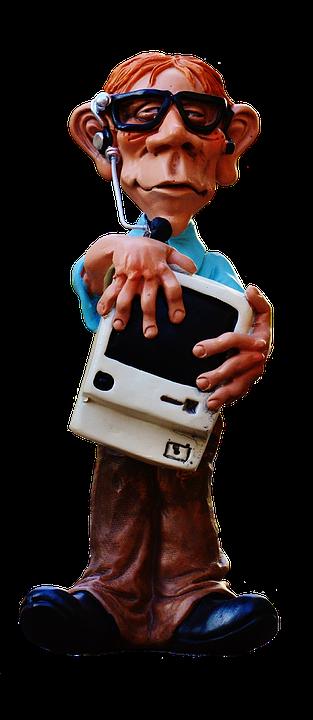free photo  nerd  computer  figure - free image on pixabay