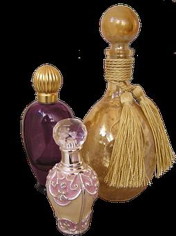 Botol, Parfum, Wadah