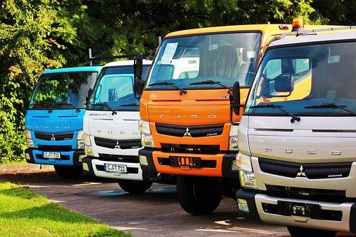 Truck, Road, Autohaus, Drive, Economy