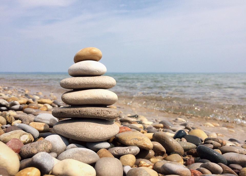 Rock balance nature free photo on pixabay - Image zen nature ...