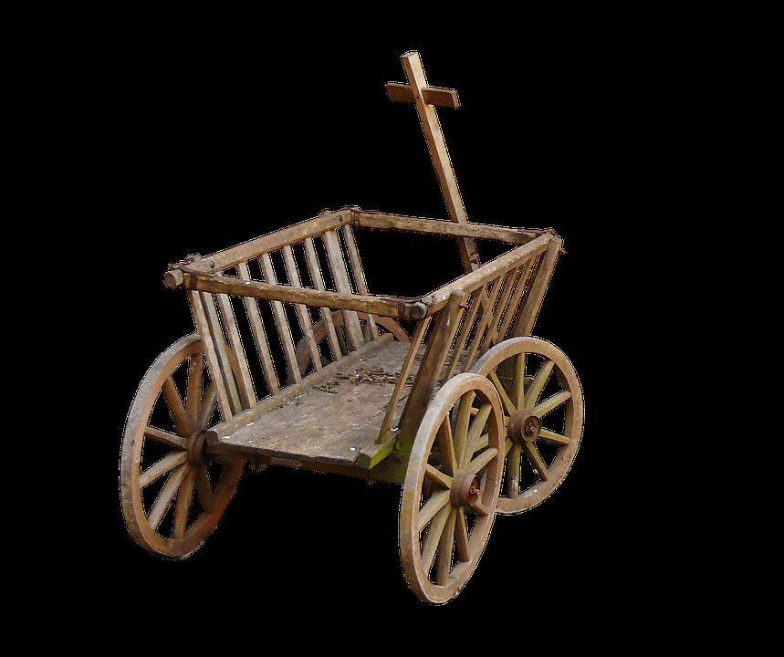 stroller handcart cart wheel towbar day