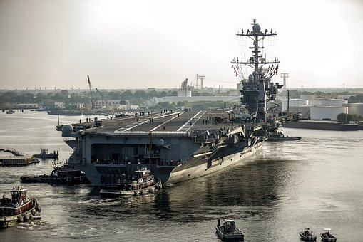 Uss Harry S, Truman, Cvn 75