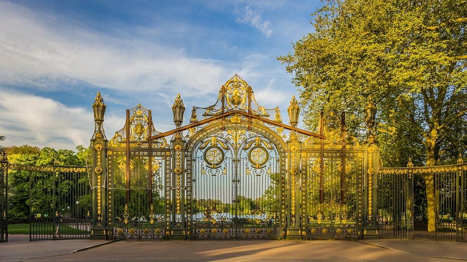Lyon Gates Park 183 Free Photo On Pixabay