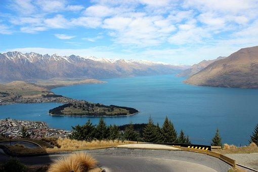 Queenstown, New Zealand, View