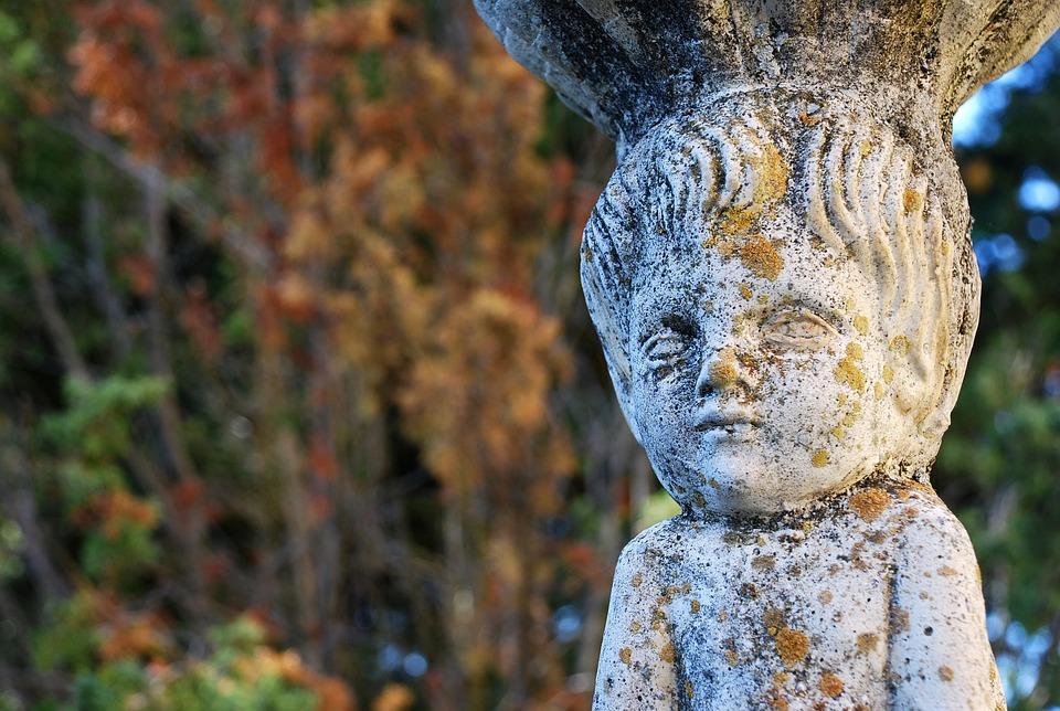 Estatua Fuente Niño - Foto gratis en Pixabay