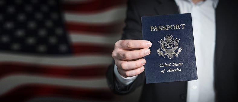 渡す, パスポート, Id, エントリー, 口, Id カード, ドキュメント