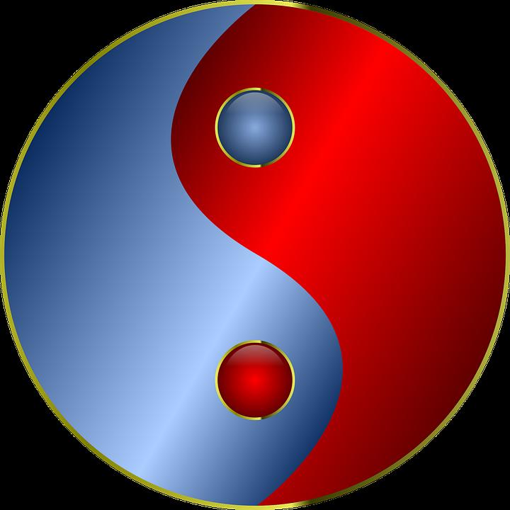 Yin Yang Free Image On Pixabay
