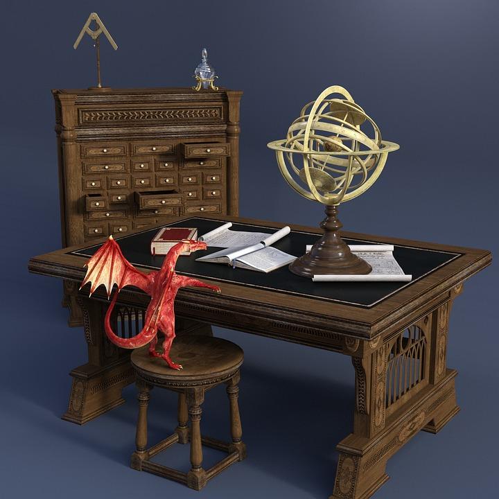 Dragon Kort Fantasy Gratis Billeder Pa Pixabay