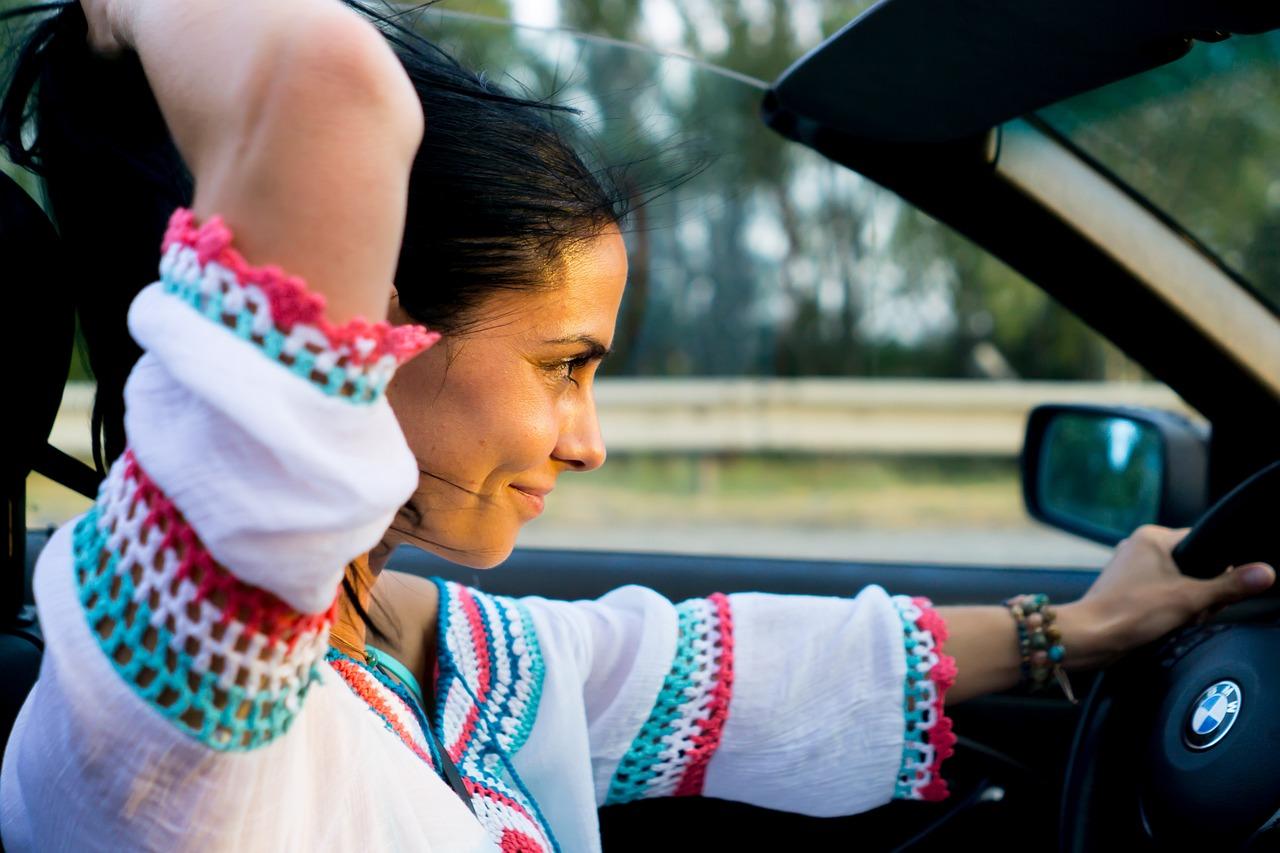 Bmw Woman Ride - Free photo on Pixabay