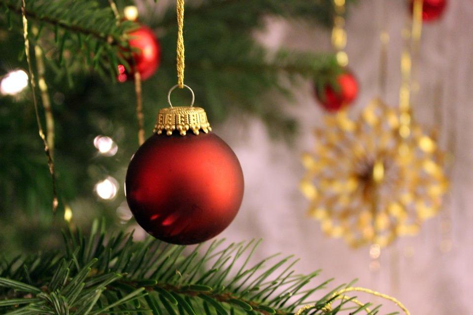 Weihnachten, Tannenzweige, Dekoration