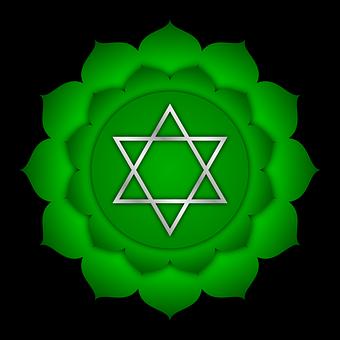 Heart, Chakra, Energy, Chi, Spiritual
